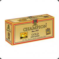 Чай Черный Champion Kenya Sunset, Пакетированный 25 *2 гр