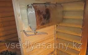 """Бак """"Комфорт"""" 95л горизонтальный эллипс для теплообменника. (Ferrum) - фото 3"""