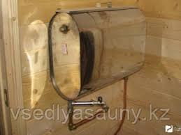 """Бак """"Комфорт"""" 95л горизонтальный эллипс для теплообменника. (Ferrum) - фото 7"""