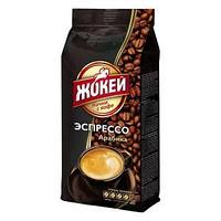 Кофе в зернах Жокей Эспрессо Арабика, 900 г