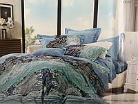 Семейный дуэт, комплект постели, мако сатин