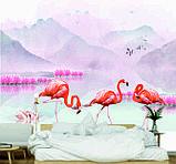 Фотообои фламинго, фото 2