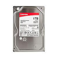 "Жёсткий диск HDD 1Tb Toshiba P300 SATA6Gb/s 7200rpm 64Mb 3,5"" HDWD110UZSVA"