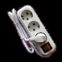 Удлинитель У-035-К 5м 3 розетки с заземлением SH