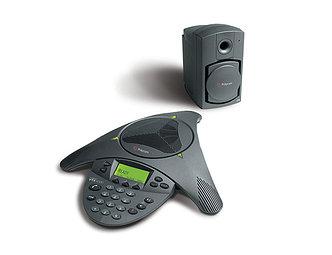 Аудиоконференция Polycom SoundStation VTX 1000 аналоговый конференц телефон расширяемый