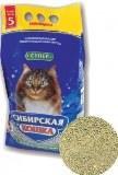 Сибирская кошка Комкующийся Наполнитель , 20кг