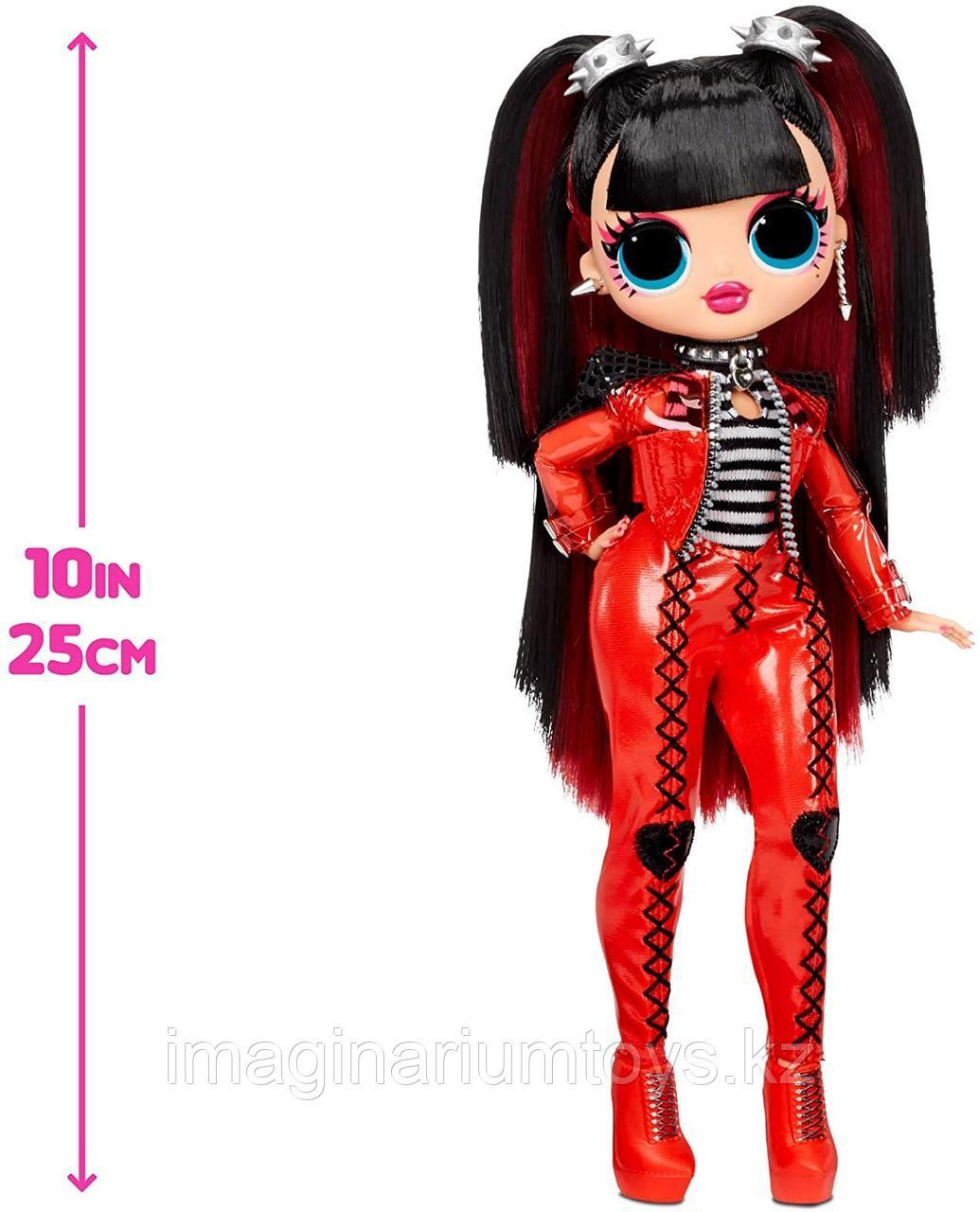 Большая Кукла ЛОЛ ОМГ 4 серия LOL OMG Spicy Babe - фото 6