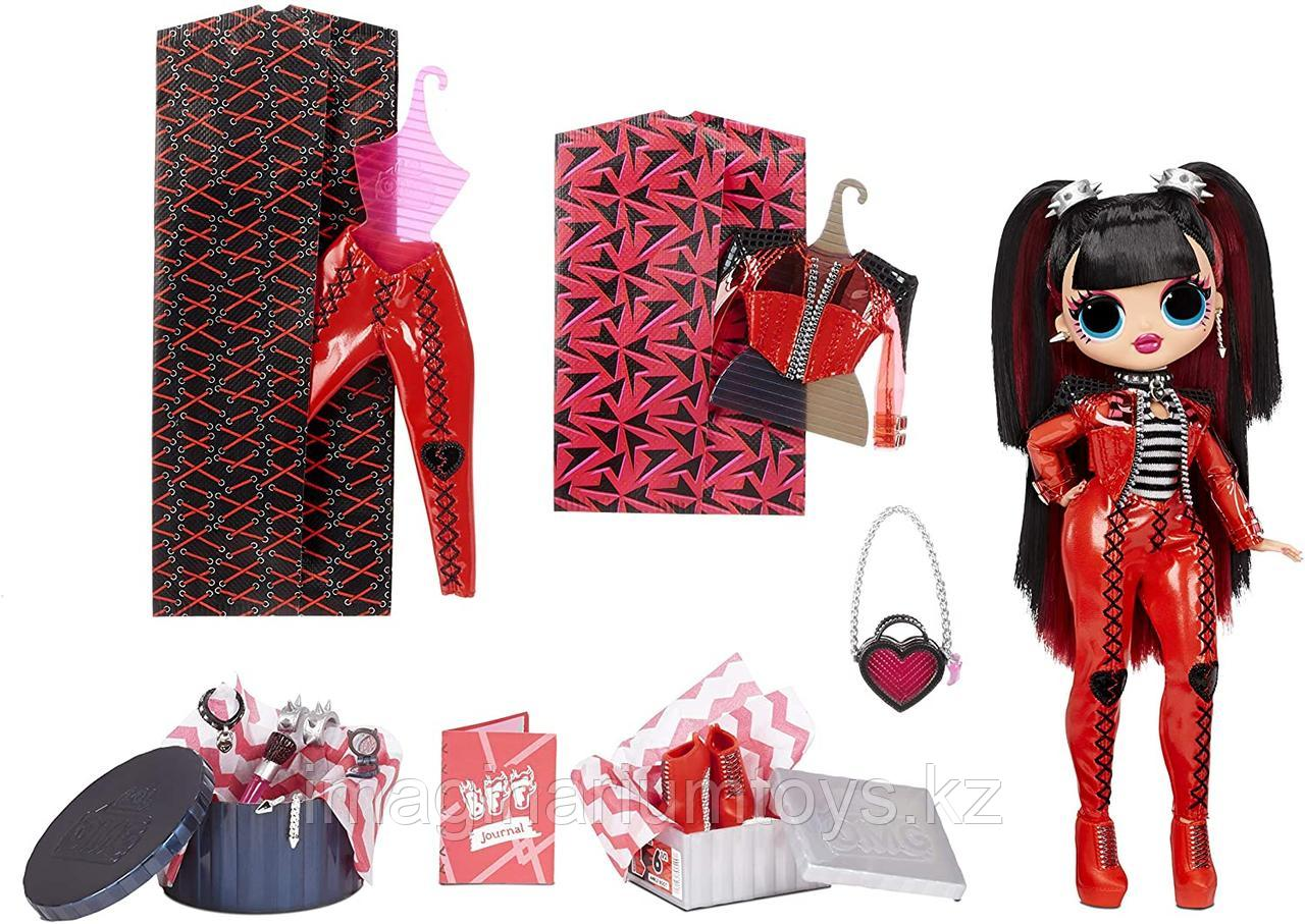 Большая Кукла ЛОЛ ОМГ 4 серия LOL OMG Spicy Babe - фото 3