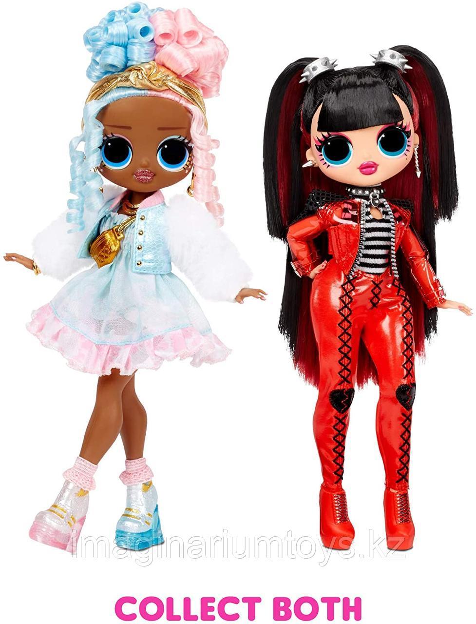 Большая Кукла ЛОЛ ОМГ 4 серия LOL OMG Spicy Babe - фото 2