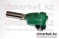 Газовая горелка KS-1005, пьезоподжиг, регулировка пламени, фото 1