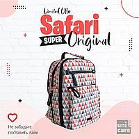 """Сумка - рюкзак для мамы """"Safari"""" (Unicare, Япония)"""