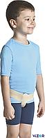 Детский бандаж от паховой грыжи (односторонний)
