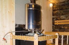 Бак Комфорт эллиптический с трубой 60л. Ferrum. Ф115 - фото 1