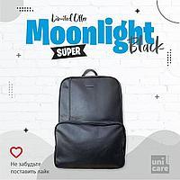 """Сумка - рюкзак для мамы """"MoonLight"""", черный (Unicare, Япония)"""
