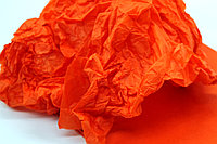 Тишью - оранжевая (500 листов)