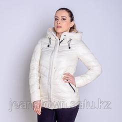 Куртка женская демисезонная  Evacana белая