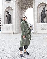 Женское пальто хаки (лето, Hanym Lux)