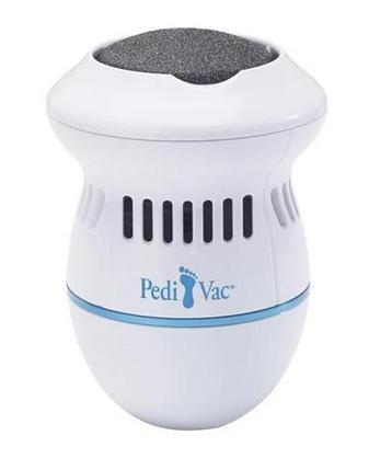 Электрическая пемза прибор для удаления мозолей PEDI VAC, фото 2