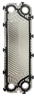 Пластины для теплообменника S4А производства Sondex