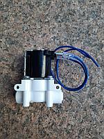 Электромагнитный клапан 24В и 220В для воды и газа
