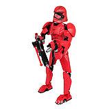 Конструктор аналог Лего (LEGO Star Wars) 75114 KSZ 331 Красный Штурмовик  Первого Ордена Звездные войны, фото 2