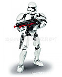Конструктор аналог лего LEGO Star Wars: KSZ605-2 Штурмовик Первого Ордена 75114  Звездные войны, фото 4