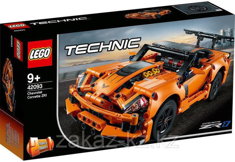Конструктор LEGO TECHNIC 42093 Chevrolet Corvette ZR1 - фото 1