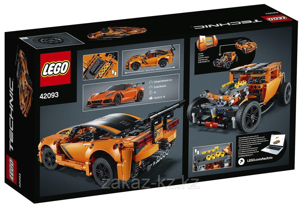 Конструктор LEGO TECHNIC 42093 Chevrolet Corvette ZR1 - фото 2