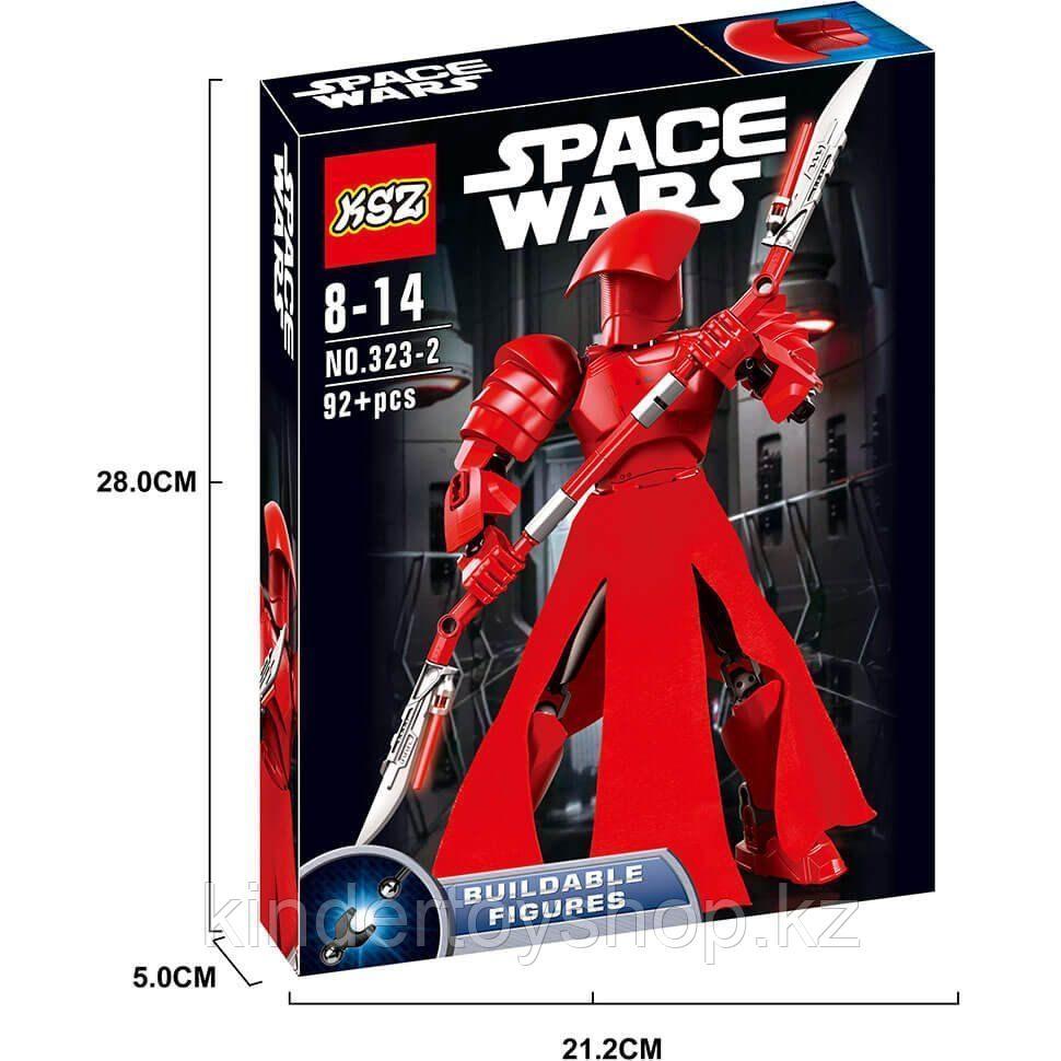 Конструктор аналог лего LEGO 75529 Star Wars: KSZ323-2  элитный преторианский Страж Звездные войны