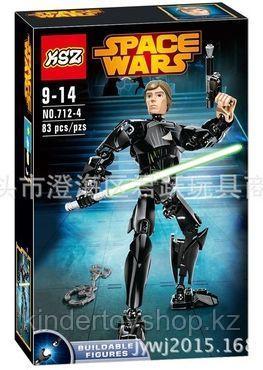 Конструктор аналог лего LEGO 75110 Star Wars: KSZ 712-4 Звездные войны Люк Скайуокер