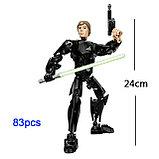 Конструктор аналог лего LEGO 75110 Star Wars: KSZ 712-4 Звездные войны Люк Скайуокер, фото 3
