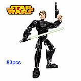 Конструктор аналог лего LEGO 75110 Star Wars: KSZ 712-4 Звездные войны Люк Скайуокер, фото 2