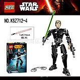 Конструктор аналог лего LEGO 75110 Star Wars: KSZ 712-4 Звездные войны Люк Скайуокер, фото 5