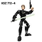 Конструктор аналог лего LEGO 75110 Star Wars: KSZ 712-4 Звездные войны Люк Скайуокер, фото 4
