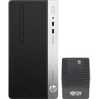 Системный блок HP ProDesk 400 G6 + ИБП (6CF47AV/TC33_650D)