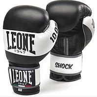 Боксерские перчатки Leone (кожа)