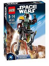 Конструктор аналог лего LEGO 75533 Star Wars: KSZ325 Бобо Фетт Boba Fett Звездные войны