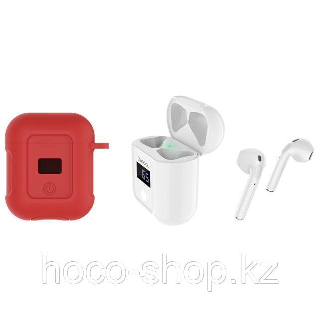 Наушники вкладыши TWS Hoco S11 Bluetoth, White