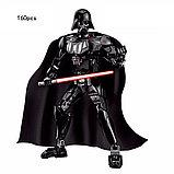 Конструктор аналог лего LEGO Star Wars: Дарт Вейдер 75534 KSZ713 Звездные войны, фото 3