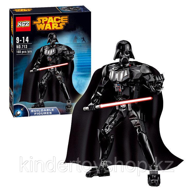 Конструктор аналог лего LEGO Star Wars: Дарт Вейдер 75534 KSZ713 Звездные войны