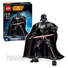 Конструктор аналог легоLEGO Star Wars: Дарт Вейдер 75534KSZ713 Звездные войны