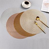 38 см круглый коврик для сервировки стола