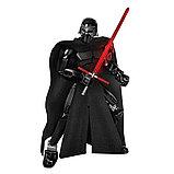Конструктор аналог лего LEGO 75117 Star Wars: KSZ606-2 Кайло Рен Звездные войны, фото 3