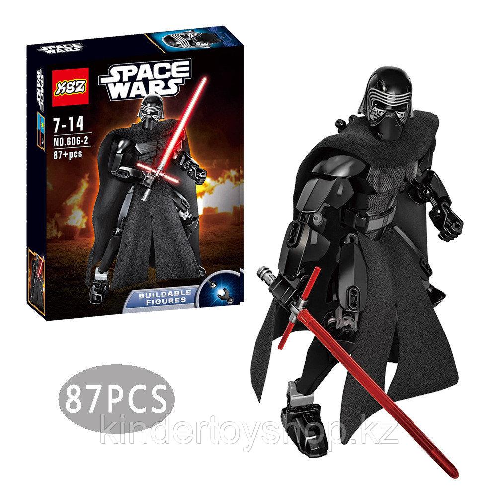 Конструктор аналог лего LEGO 75117 Star Wars: KSZ606-2 Кайло Рен Звездные войны