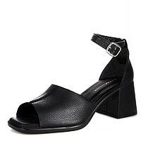 Туфли с открытой стопой MYM Exclusive 500067-LL_Black