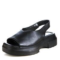 Туфли с открытой пяткой MYM Exclusive 500330-LL_Black