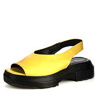 Туфли с открытой пяткой MYM Exclusive 500330-LL_Yellow