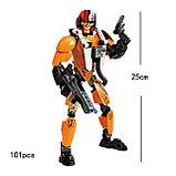 Конструктор аналог лего LEGO 75115 Star Wars: KSZ606-1 По Дамерон Звездные войны, фото 2