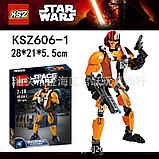 Конструктор аналог лего LEGO 75115 Star Wars: KSZ606-1 По Дамерон Звездные войны, фото 3