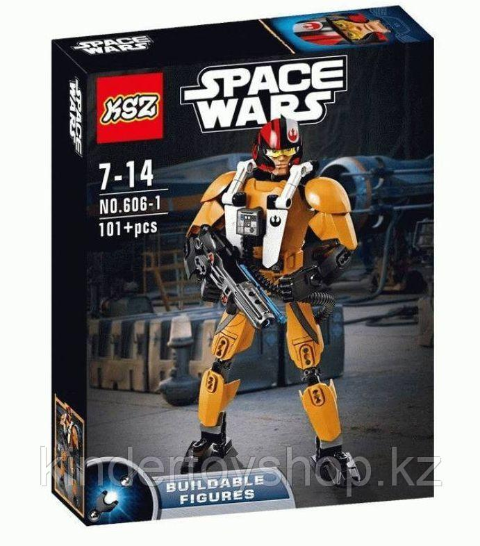 Конструктор аналог лего LEGO 75115 Star Wars: KSZ606-1 По Дамерон Звездные войны